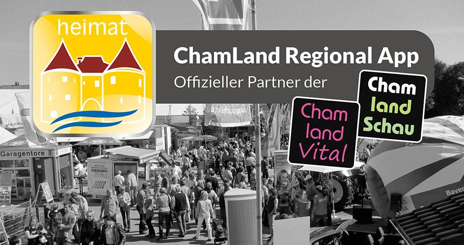 Partner der ChamlandSchau und ChamlandVital
